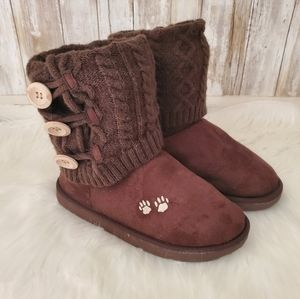 Rescue Animal Sweater Boots by Greater Good